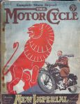 MOTOR CYCLE - MOTORCYCLE MAGAZINE - COMPLETE SHOW REPORT - 8TH NOVEMBER 1934 - M2323